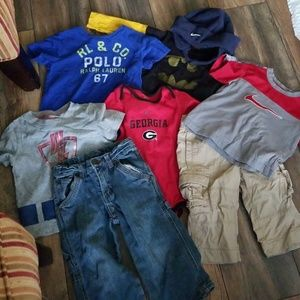 Other - Boys 24-2T bundle of clothes